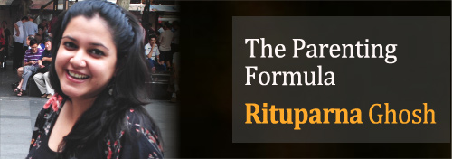 The Parenting Formula by Rituparna Ghosh