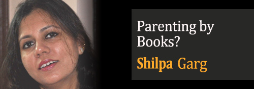 Parenting by Books, Shilpa Garg