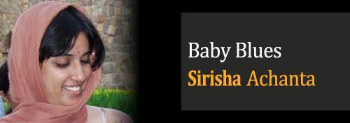 Baby Blues - Sirisha Achanta
