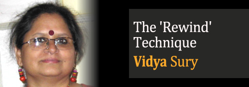 The Rewind Technique - Vidya Sury