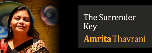 The Surrender Key by Amrita Thavrani