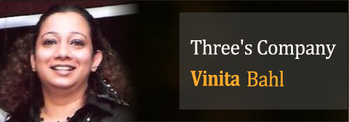 Three's Company by Vinita Bahl