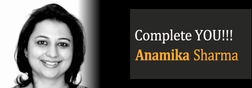 Complete You, Anamika Sharma