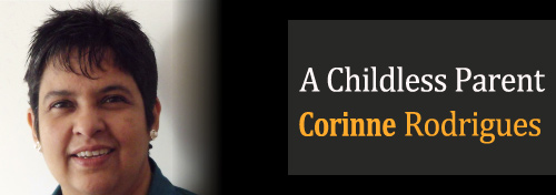 A Childless Parent - Corinne Rodrigues