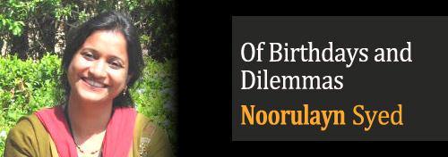 Of Birthdays and Dilemmas