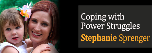 Coping with Power Struggles