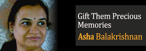 Gift them Precious Memories