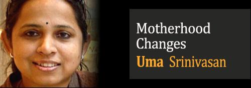 Motherhood Changes parentous