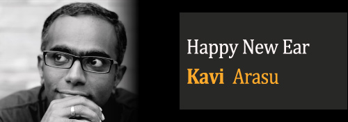 Happy New Year - Kavi Arasu