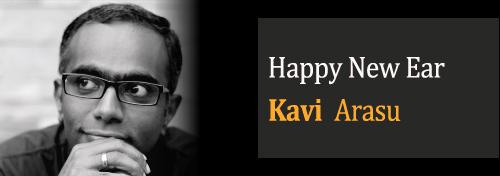 Happy New Year - Kavi Arasu