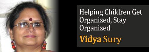 Helping Children Get Organized, Stay Organized