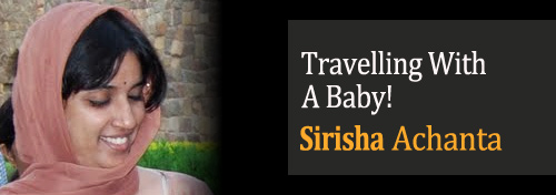 Travelling With A Baby!