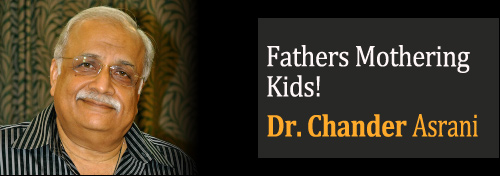 Fathers Mothering Kids! - Father Child Relationship - Father's Role In Parenting