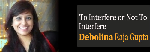 To Interfere or Not To Interfere? - Making Your Children Independent