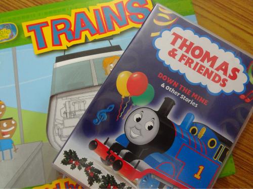 Preschooler Obsessions