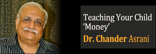 Teaching Your Child 'Money' - Teaching Children Value Of Money
