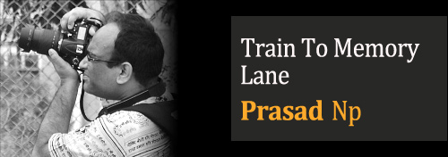 Train To Memory Lane - Family Trip By Train - Spending Family Time