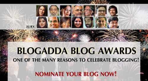 Nominate Your Parenting Blog For BA Awards - Blogadda Awards - Parenting