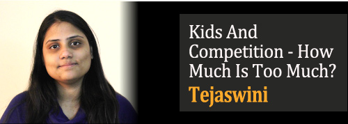 Kids and Competition - How Much Is Too Much? - Expecting Too Much From Kids