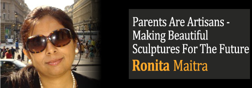 Restless Kids - Parents Are Artisans - Making Beautiful Sculptures For The Future