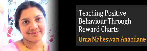Teaching Positive Behaviour Through Reward Charts - Kids - Parenting
