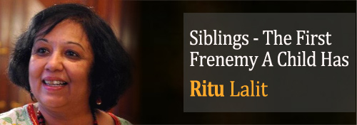 Siblings – The First Frenemy A Child Has - Having Siblings