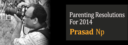 Parenting Resolutions For 2014 - Parentous