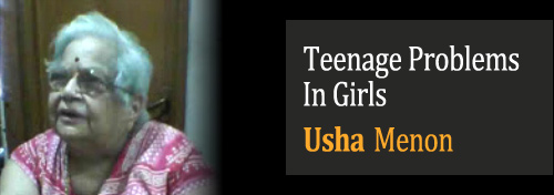Teenage Problems In Girls - Puberty And Growth