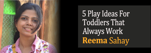 5 Play Ideas For Toddlers That Always Work