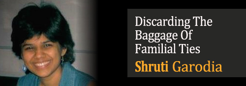 Dealing With Extended Family - Discarding The Baggage Of Familial Ties