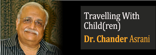 Travel Health Kit - Travelling With Child - Travel Insurance