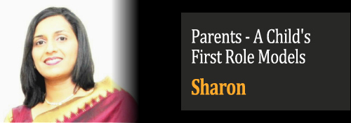 Parents - First Role Model For Child - Parents Are Role Models