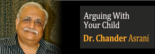Stop Arguing With Your Child And Stop Them From Arguing