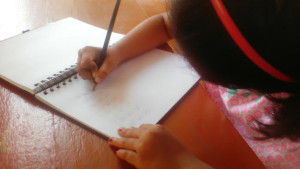Improving your kid's handwriting