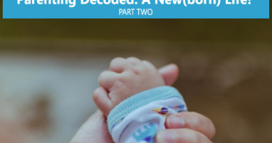 taking care of newborns