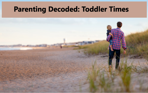 raisning a toddler