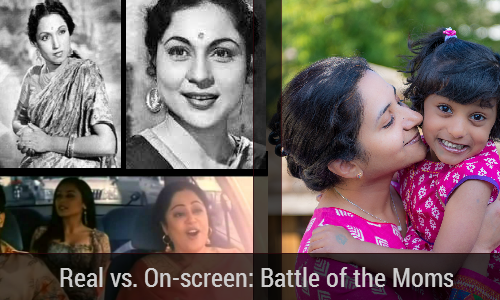 On screen mothers