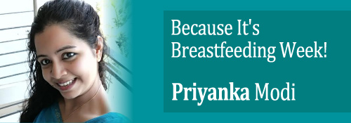 breastfeeding week
