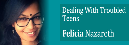 dealing with troubled teens