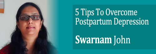 5 Tips To Overcome Postpartum Depression