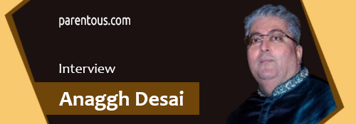 interview with anaggh desai