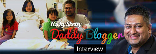 ricky shetty parentous interview