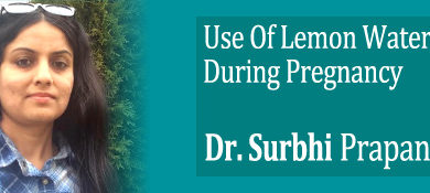 lemon water benefits by dr surbhi prananna