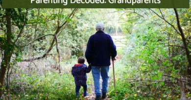 grandparents parenting decoded