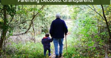 grandparents parenting decoded