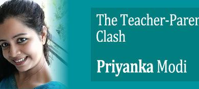 teacher parent clash