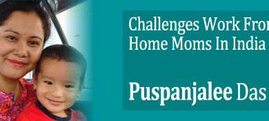 challenges work from home moms india