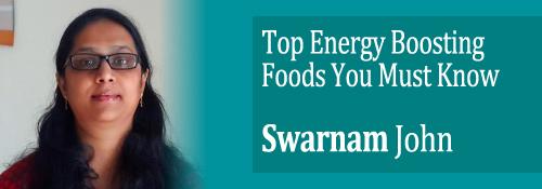 top energy foods swarnam