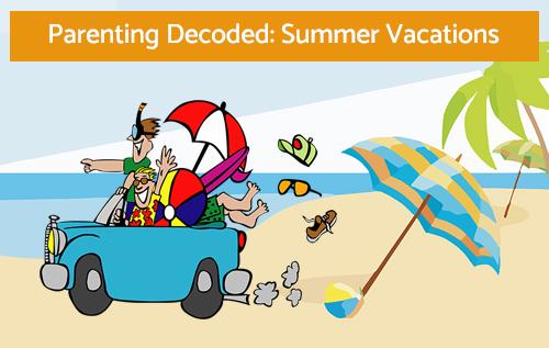 summer vacation ideas india