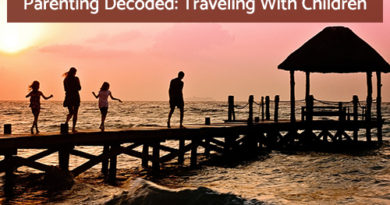travel with kids india